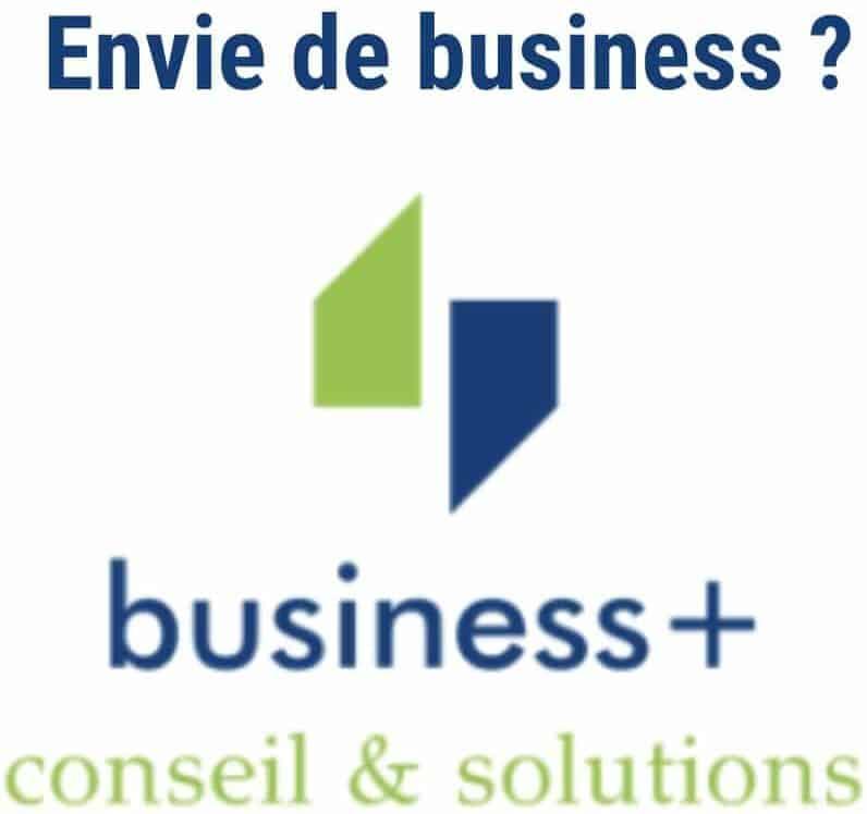 business+ conseils et solutions en développement commercial